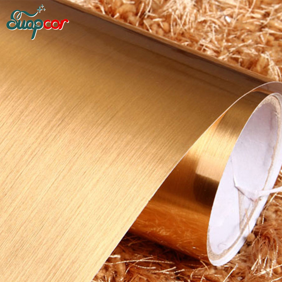 Brand new Gold color 3D glue on PU Leather wall panel Diamonds wall ...