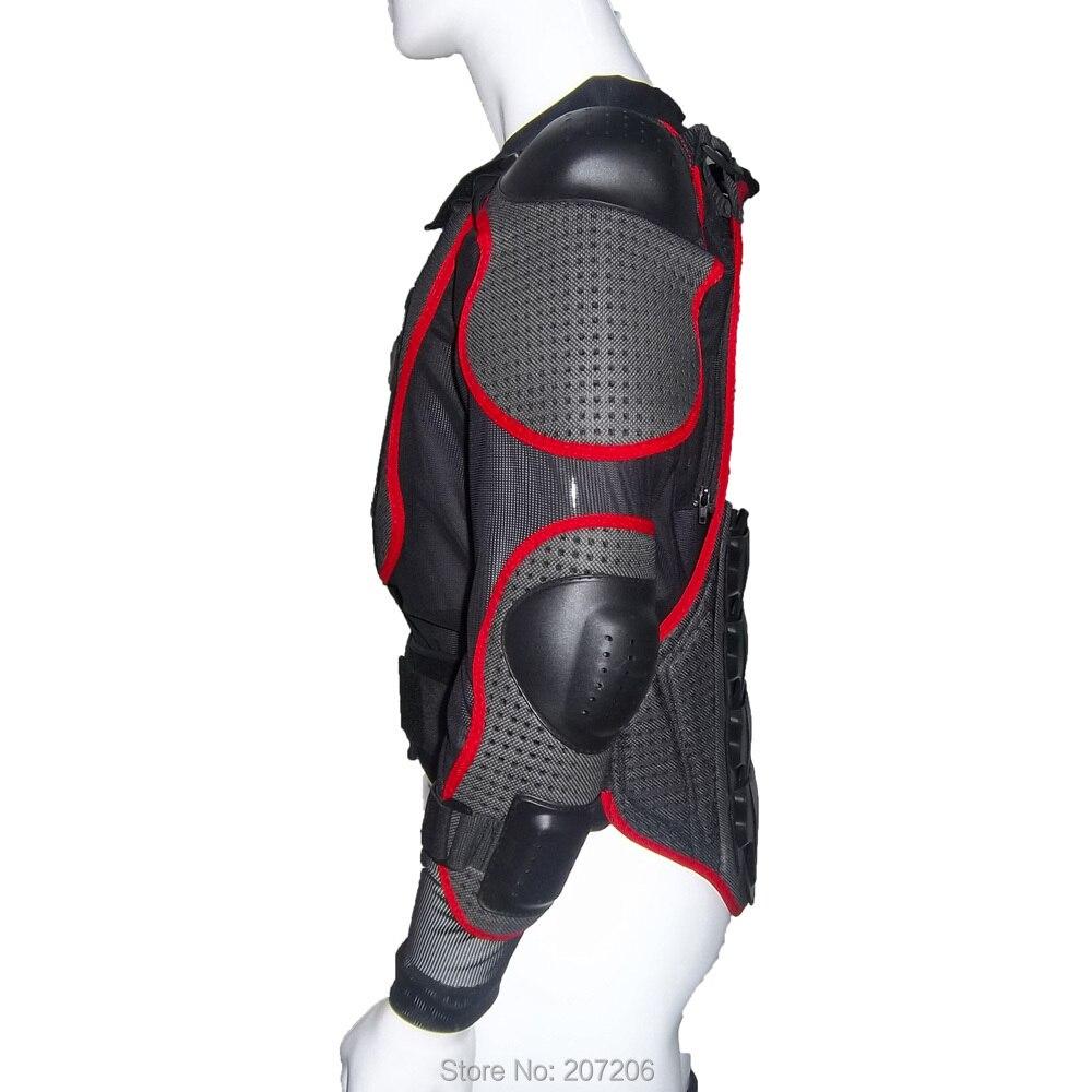 BONJEAN équipement et armure de moto armure de moto de fond 1 pièces offre spéciale livraison gratuite - 2