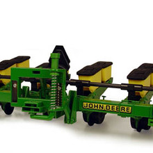 KNL HOBBY J дирижер 1700 трактор из сплава олова сельскохозяйственная модель автомобиля США ERTL 1:16