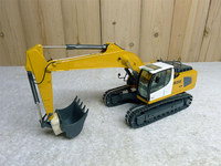 1:50 856936 crawler excavator excavator alloy engineering vehicle model Alloy collection model