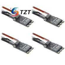 XRotor Micro BLHeli 20A 2-4S ESC Electronic Speed Controller for FPV Quadcopter Drone 4-Pack