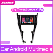 цена на ZaiXi 2 DIN Android Touchscreen For Toyota Harrier XU60 2013~2016 Car Multimedia Player Bluetooth GPS Navigator FM Radio Player