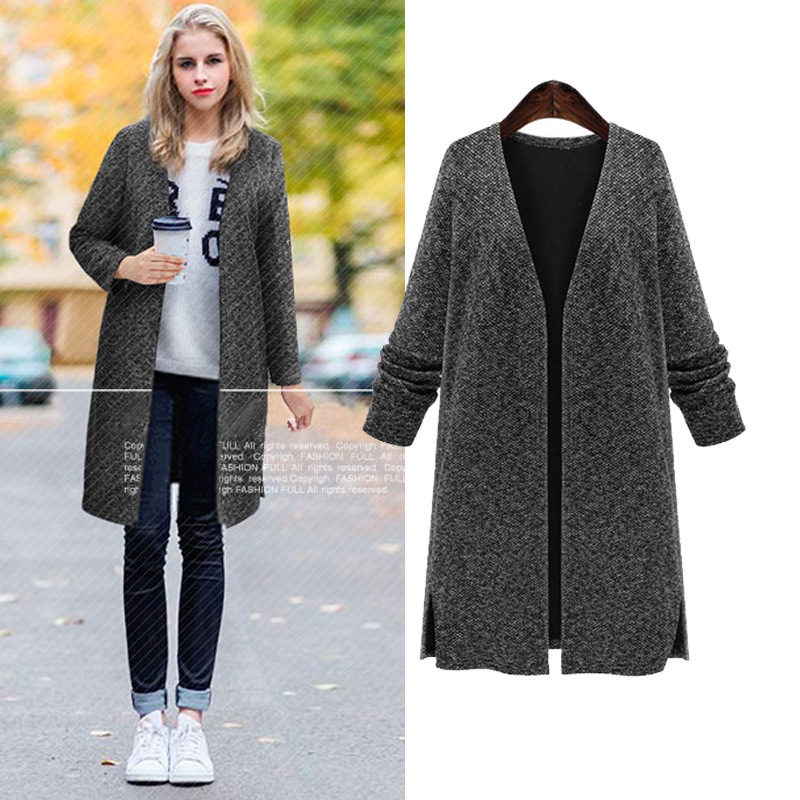 Buy 2017 Newest Winter Woolen Coat European Style Double Breasted Wool Coat