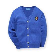 NEW2016 Autumn winter Baby boy Coat Sweater boy Outwear All-Matched Cute boy Clothes big brand original boy clothings82W195