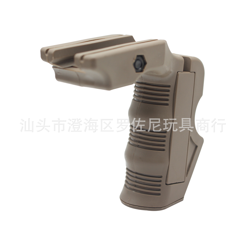 ABS Tactical Foregrip Handle Grip for JinMing 8th M4A1 Gel Ball Game Water for Toy Guns Accessories Good Quality 2019 in Hunting Gun Accessories from Sports Entertainment
