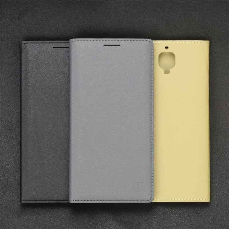 489b72d1868 For OnePlus 3T 3 Case One plus 3 Smart Flip Leather Back Cover OnePlus3  Phone Fundas with Sleep   Wake Up Function + Card Slot on Aliexpress.com