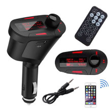 Multifunction Intelligent Car Kit MP3 Player Audio FM Transm