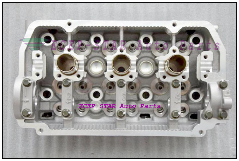 11100-71G01 F6A Engine Cylinder Head For SUZUKI Carry pick-up <font><b>660CC</b></font> 0.7L Petrol L3 SOHC 12V 1990- 1110071G01 11100 71G01 image