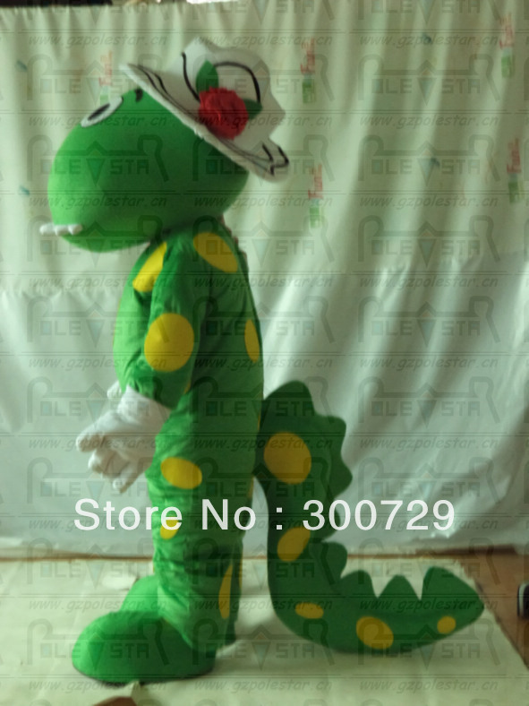 dorothy the dinosaur mascot costumes character dragon costumes