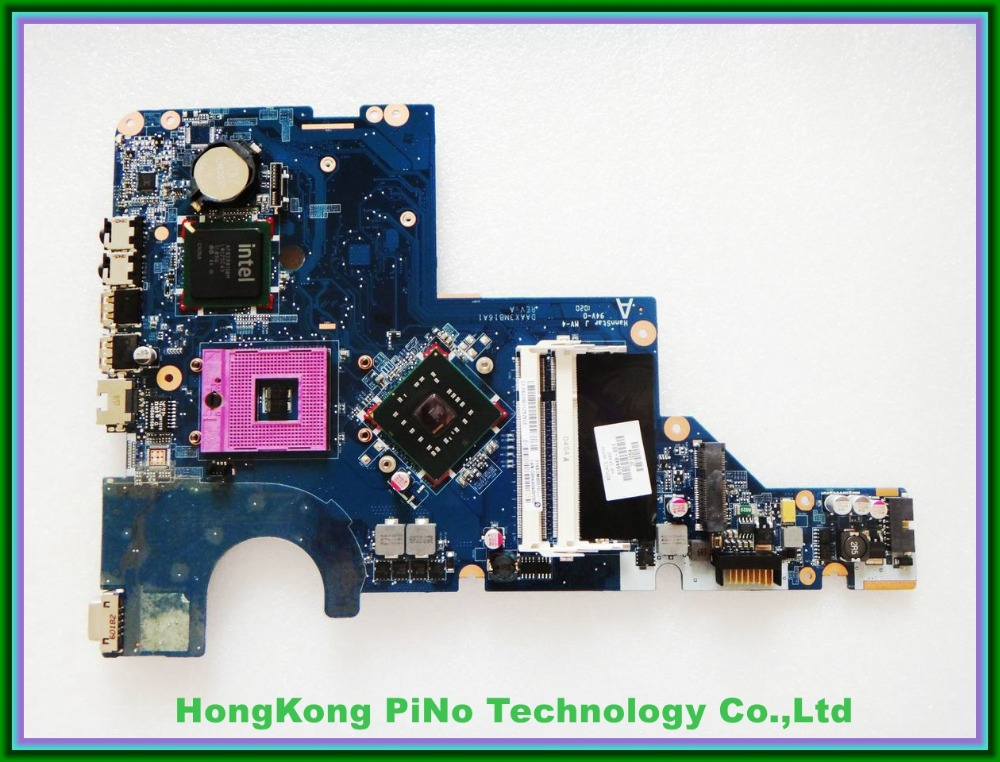 ФОТО Free Shipping 616448-001 for HP compaq presario CQ62 G62 motherboard GL40 100% Tested 60 days warranty