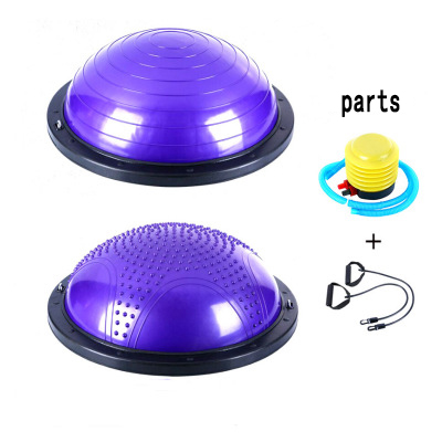 Perfect yoga ball with pump stress balls with string half balance ball trainer - 5