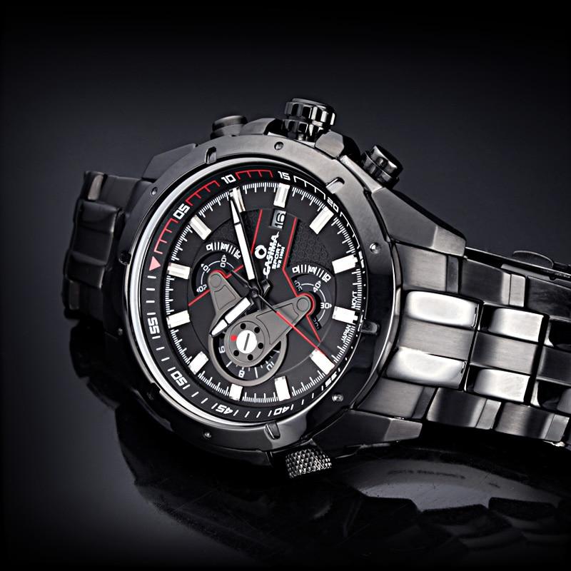 Prabangūs prekės ženklo sportiniai laikrodžiai Vyriški - Vyriški laikrodžiai - Nuotrauka 2