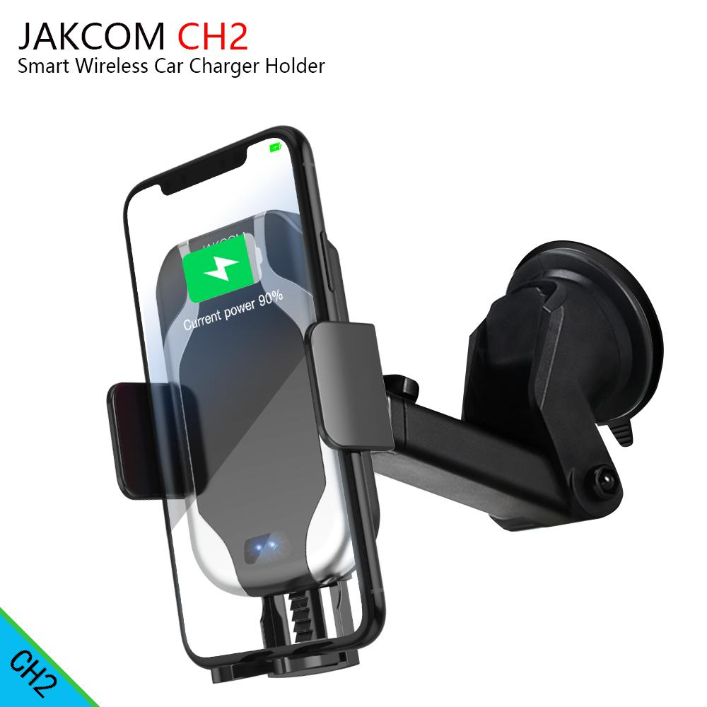 JAKCOM CH2 Smart Wireless Car Charger Holder Hot sale in Chargers as airpower data show mobile battery charger