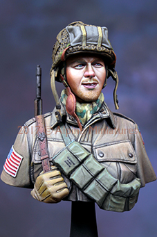 US $28 0 |[Loong Way Miniatures] Alpine Miniatures B002 82nd Airborne