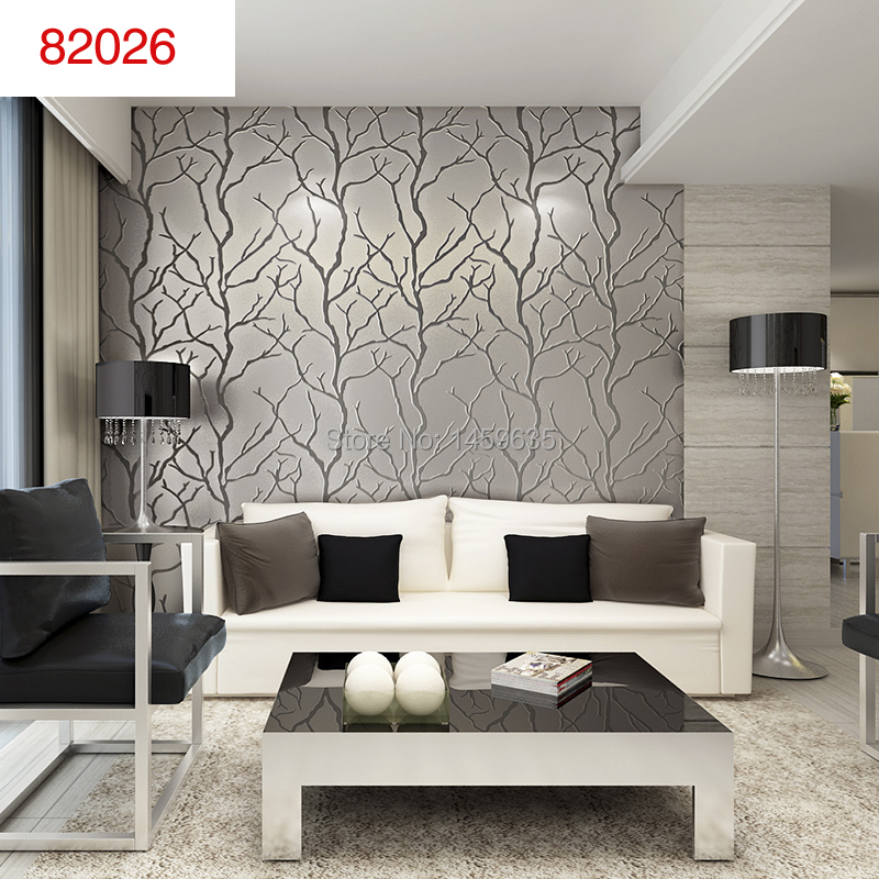 Silver wallpaper for living room Living Room Wallpaper Good Place. Black And Silver Living Room. Home Design Ideas