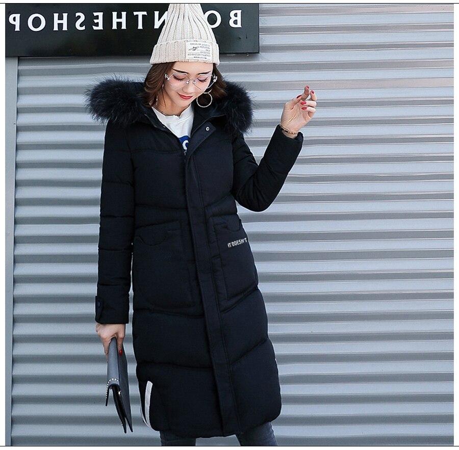 aa1ca5ed238 Woman Winter Coats and Jackets 2018 Female Winter Jacket Women Long ...