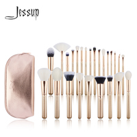 Jessup brush Makeup brush set high quality Professional Brushes for Make up Synthetic Hair Powder Foundation Eyeshadow