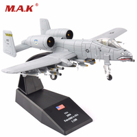 1 100 Airplane USA 1994 A 10 Thunderbolt II Warthog Fighter Model For Collections