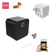 HD 1080P Mini Wifi IP Camera Night Vision Wireless Remote Recording Video Voice Micro Camcorder Car Sport DV