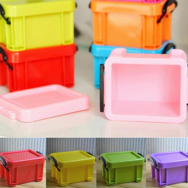 1 Pc Practical Durable Storage Box Case Container Organizer Plastic Mini with Lid & 1 Pc Practical Durable Storage Box Case Container Organizer ... Aboutintivar.Com