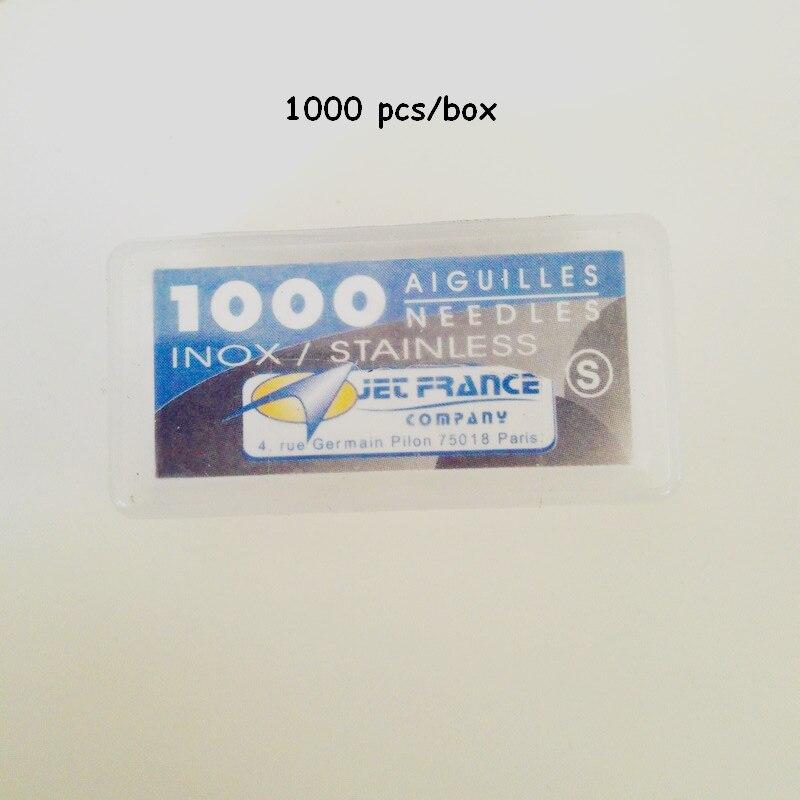 Agulhas de Tatuagem Jet Solto France Agulha 1000