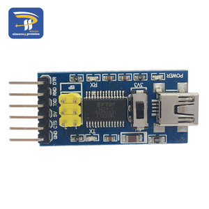 Image 5 - FT232RL FT232 FTDI USB 3.3 فولت 5.5 فولت إلى TTL محول مسلسل محول وحدة منفذ صغير لاردوينو برو USB صغير إلى 232 USB إلى TTL