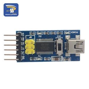Image 5 - FT232RL FT232 Ftdi Usb 3.3V 5.5V Naar Ttl Seriële Converter Adapter Module Mini Port Voor Arduino Pro Mini usb Naar 232 Usb Naar Ttl