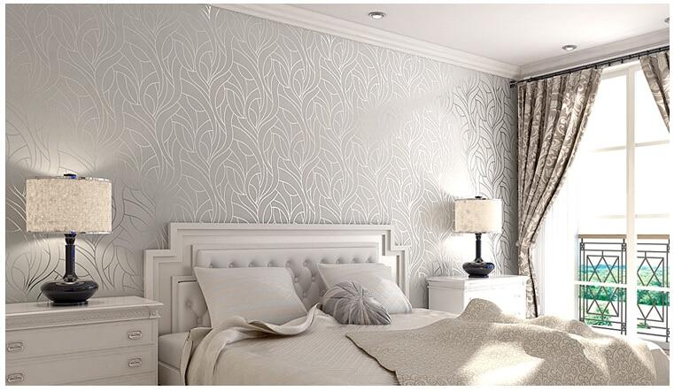 Wall Paper Papel De Parede Para Quarto Ceiling Murals
