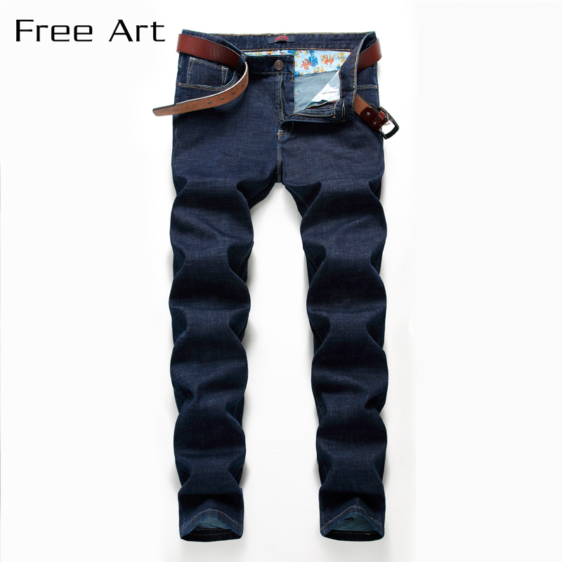 Big Jeans Small Straight Stretch Cultivate Morality Trousers Fashion Joker Solid Slim Full Length Enzyme Wash Fear Of God New