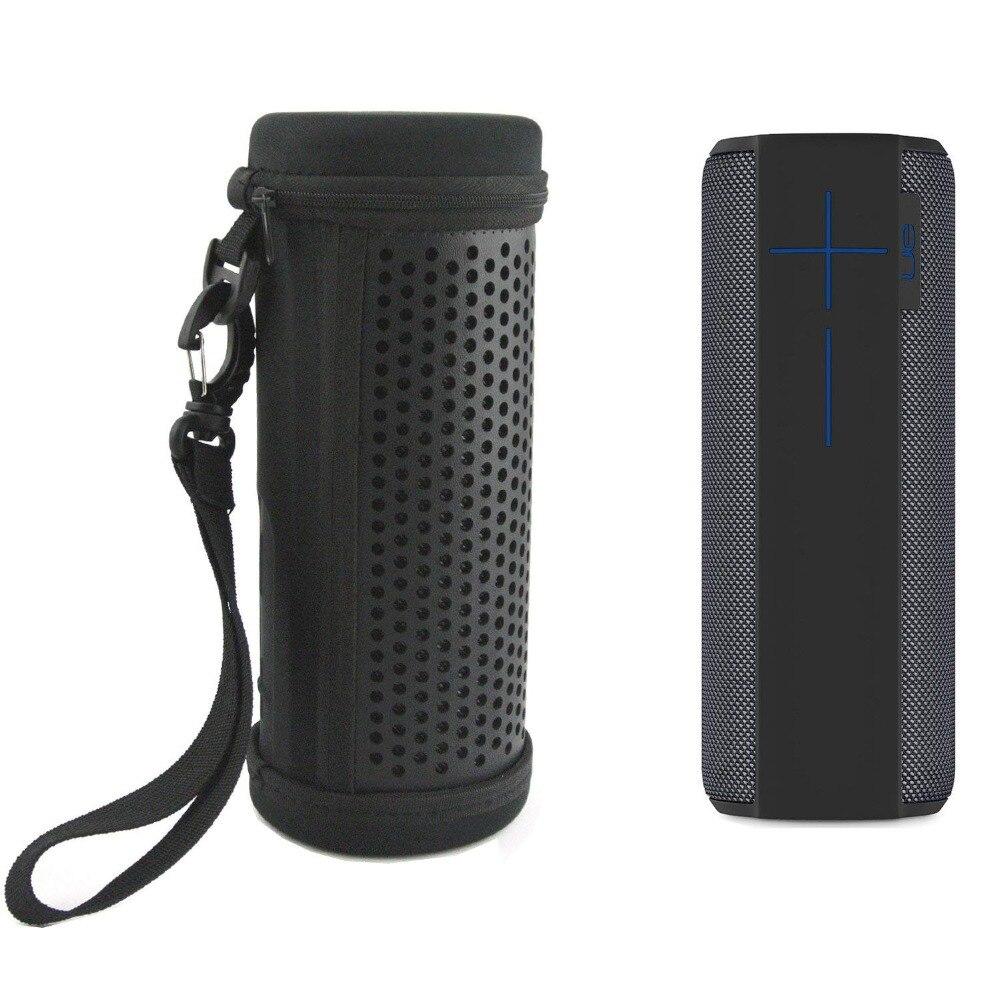 Funda De Bolsa De Transporte Portátil Bolsa De Viaje Funda De Almacenamiento Para Altavoz Bluetooth Logitech Ultimate Ears Ue Megaboom 360 Grados