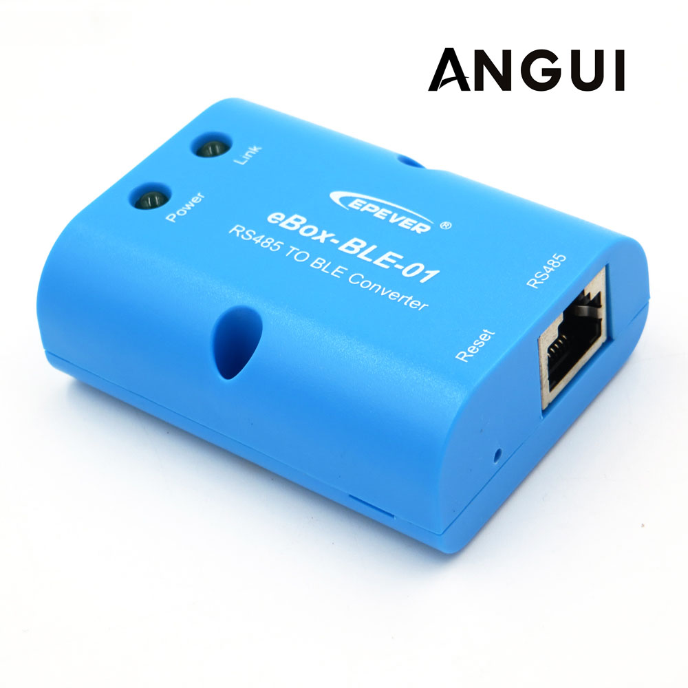 eBox-BLE-01 bluetooth RS485 to Support APP EPsolar MPPT solar controller  LS-B VS-BN Tracer-A Tracer-BN APP mobile phone