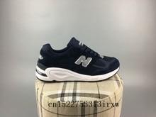 7f8c6530498b 2018 NEW BALANCE NB 990 Lover Shoes Comfortable Men Walking Mesh Shoes  Women Sneaker 36-44 black color