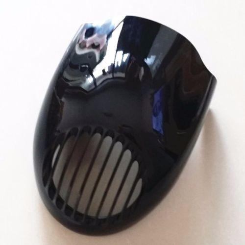 Решетка-Гриль тюрьме капот кафе передняя фара обтекатель маска Москитных летать козырек экран для Harley dyna с ХL Спортстер 883