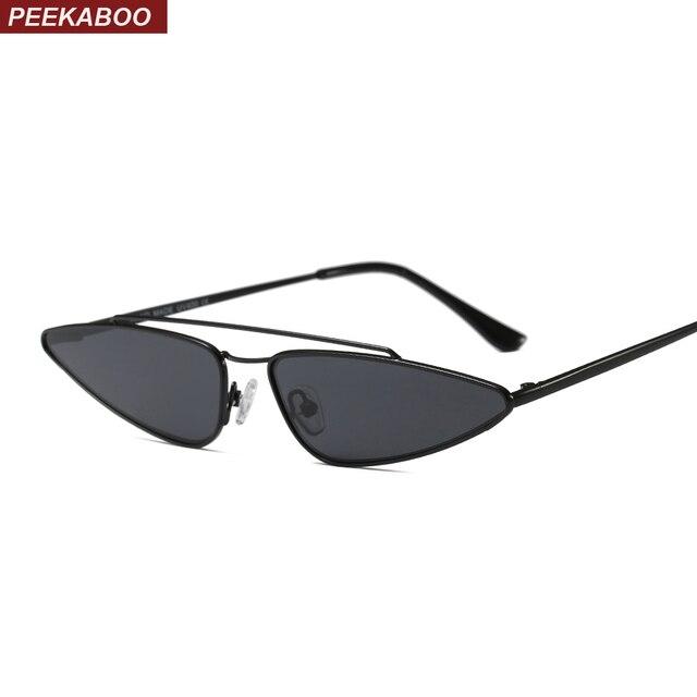 CVOO Fashion Metal Cat Eye Sunglasses Women Brand Designer Cat Eye Driving Goggles Sun Glasses 2lnOz