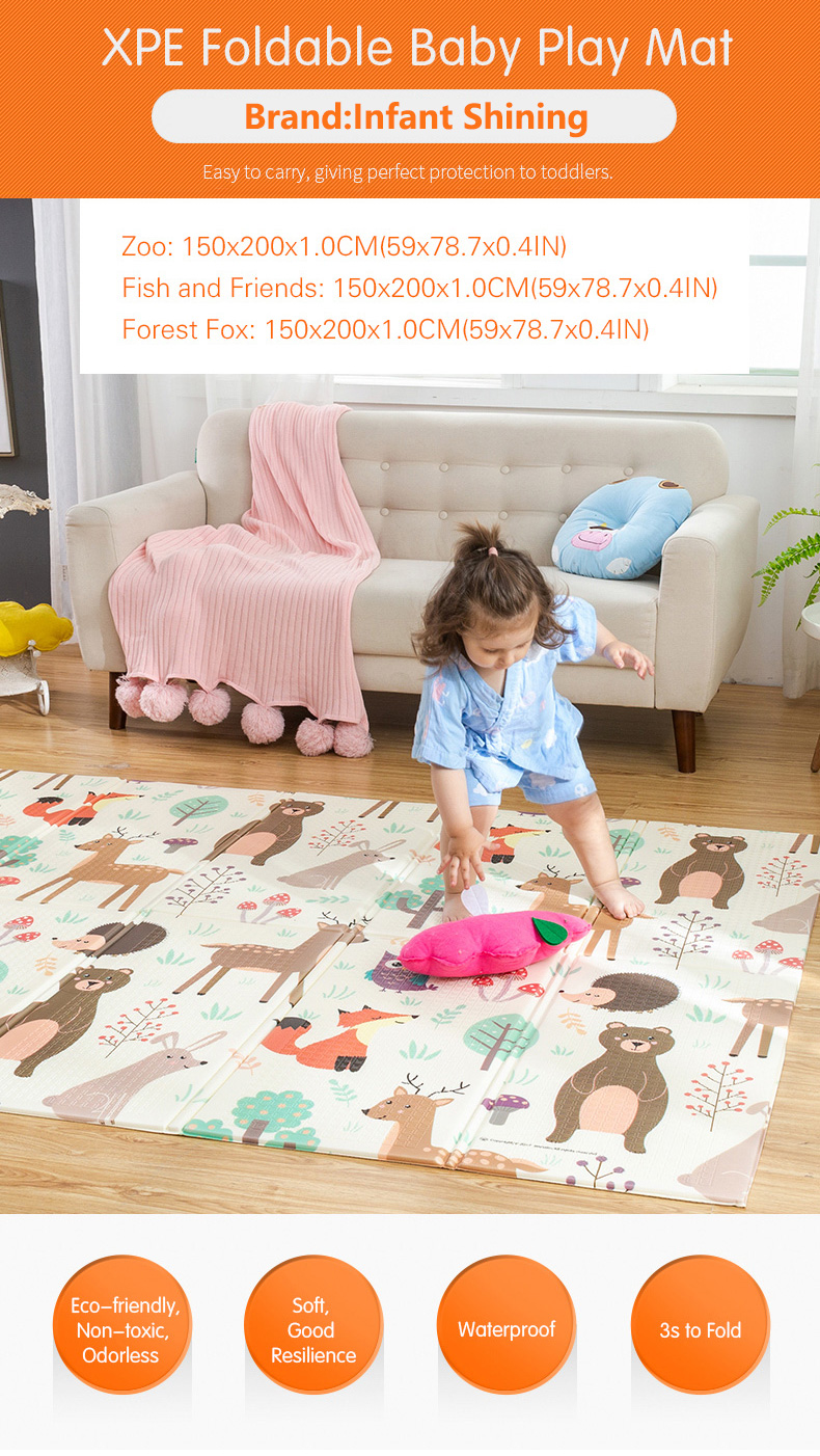 HTB1Qr5QcEuF3KVjSZK9q6zVtXXas Infant Shining Baby Play Mat Xpe Puzzle Children's Mat Thickened Tapete Infantil Baby Room Crawling Pad Folding Mat Baby Carpet