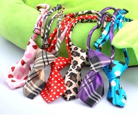 Nagykereskedelem - kutya nyakkendő kisállat kötelékek forró eladó flitter kutya nyakkendő kisállat kiegészítők 1lot = 20db