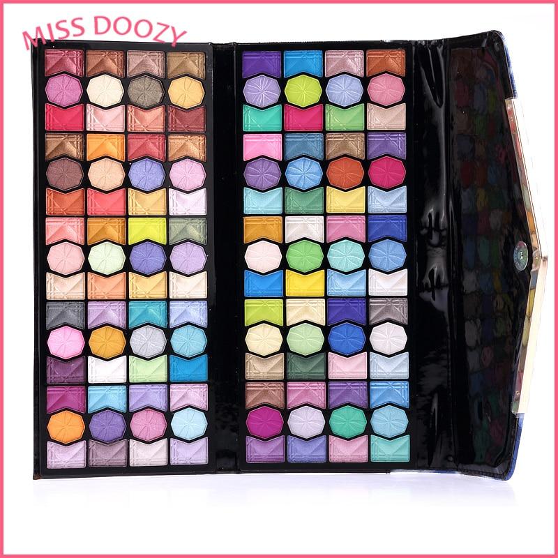 MISS DOOZY Makeup Eyeshadow Shadow Pallete Glitter Balm