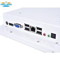 ram 32g ssd מִשׁתַתֵף Z6 10.1 אינץ Made In-סין 4 Wire התנגדותי Touch Screen Intel Core i5 3317U OEM All In One Pc 2G RAM 32G SSD (5)