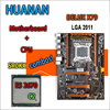 HUANAN Golden Deluxe Version X79 Gaming Motherboard For Intel LGA 2011 ATX Combos E5 2670 C2