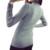 2017 Primavera Outono Alta Elástica Mulheres Suéteres E Pulôveres de Malha Feminino camisola de Gola Alta Mulheres Jumpers Rosa Cinza Puxar Femme Preto