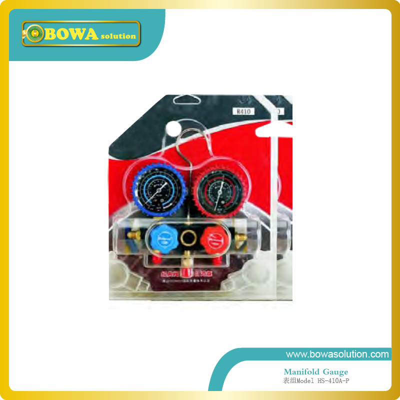 Only R410a manifold Gauge set with aluminium alloy valve body for R410a equipment repairing or asemblying horowitz troubleshootong &amp repairing electronic test equipment 2ed paper only page 4