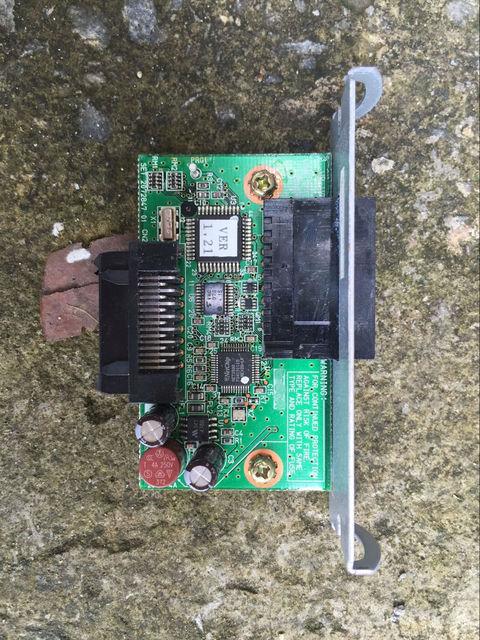 Ub-u04 m148d para epson impresoras pos usb alimentado más interfaz de potencia tarjeta de tm-t tm tm-h t h