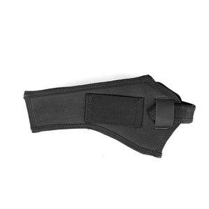 Image 5 - Оксфорд кобура для быстрого извлечения оружия длинный револьвер набор из длинного Оксфордского полотна