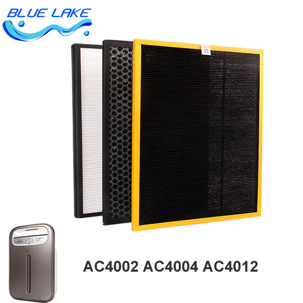 Original OEM,For AC4002/AC4004 filter sets,Formaldehyde filter/Activated carbon filters/Hepa,AC4122+4123+4124,Air purifier parts ac4121 ac4123 ac4124 filters kit for philips ac4002 ac4004 ac4012 air purifier parts