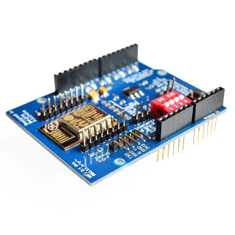 ESP8266 ESP-12E UART WIFI Sans Fil Bouclier TTL Convertisseur pour Arduino UNO R3 Mega