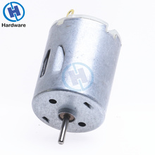 1pc Mini 280 DC Motor High Speed Strong Magnetic Toy Car DIY Motors 3-12V 5000-15000RPM Electric Machinery Tool