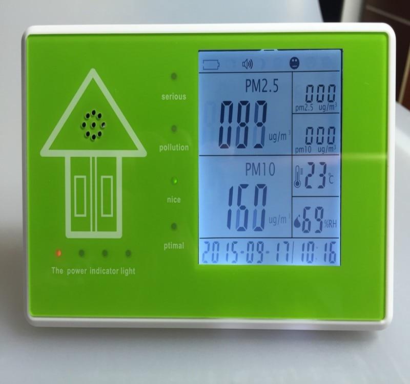 все цены на  free shipping Pm2.5 Detector Air Quality Monitor  онлайн