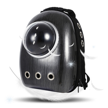 High Quality Outdoor Pet Cat Dog Backpack Puppy Carrier Breathable Travel Bag Space Capsule
