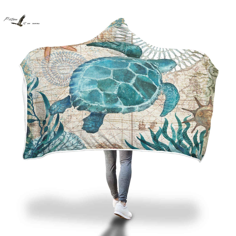 sea turtle ocean animal landscape