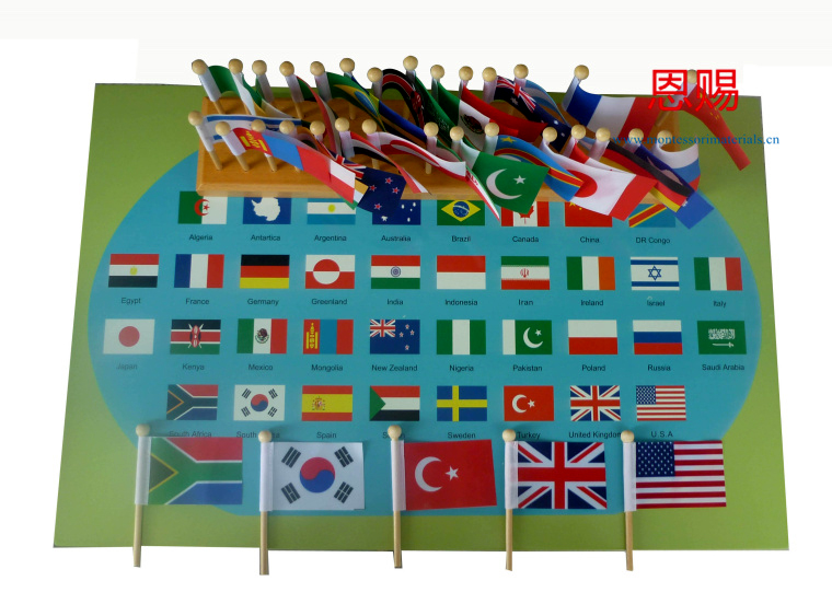World map and 36 flags montessori materials ce astm educational world map and 36 flags montessori materials ce astm educational earning toys wooden classic baby kids early learning wood 6023 in puzzles from toys gumiabroncs Gallery